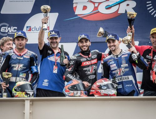 MOTO AIN REMPORTE LE SUPERSTOCK AU BOL D'OR !